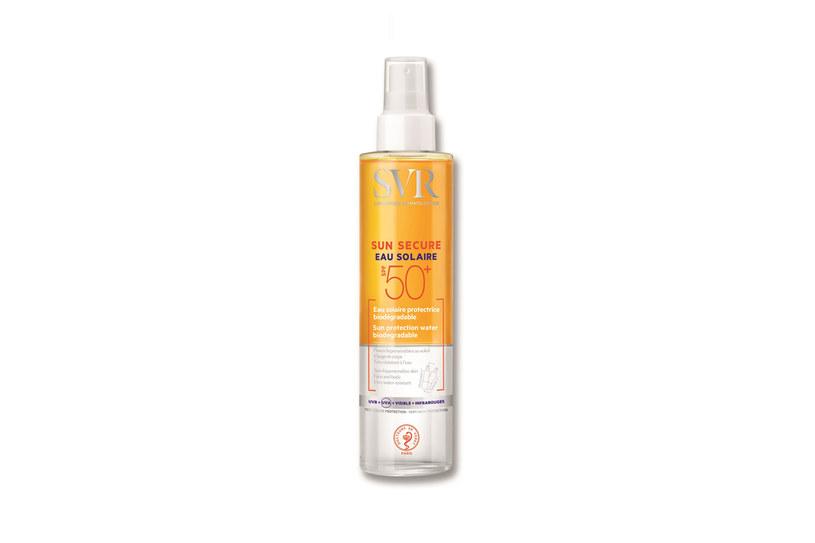 Sun Secure spray przeciwsłoneczny SPF50+ /materiały prasowe
