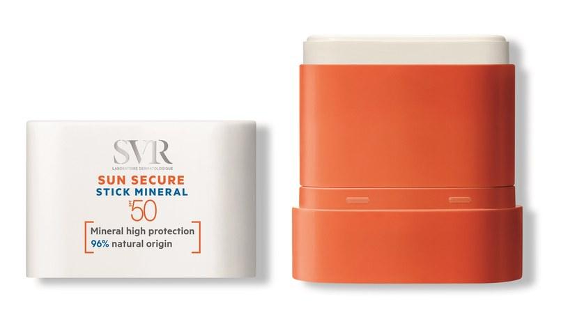 Sun Secure sztyft mineralny SPF50 /materiały prasowe
