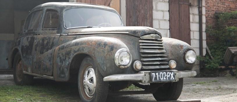 Sunbeam Talbot odnaleziony w Kleczewie /Ardor Auctions /Materiały prasowe