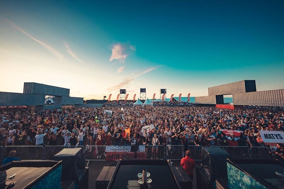 Sunrise Festival został przełożony na 23-25 lipca 2021 roku. /fot. Mateusz Gromysz /