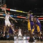 Suns przegrali z Lakers, Gortat z 17. double-double