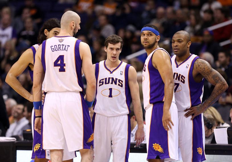 Suns tym razem musieli uznać wyższość rywali /AFP