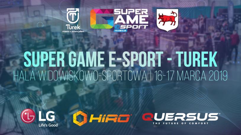 SUPED Game E-Sport /materiały prasowe
