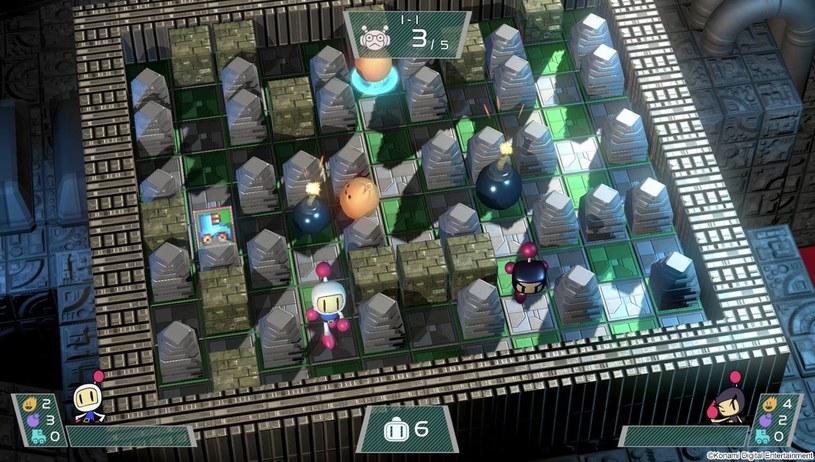 Super Bomberman R /materiały prasowe