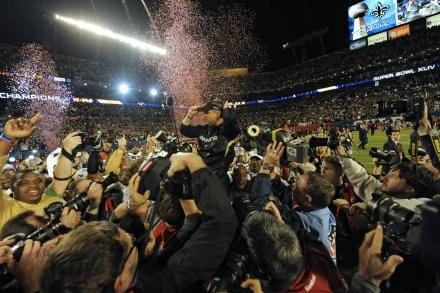 Super Bowl wywołał rekordowe zainteresowanie. /INTERIA.PL/PAP