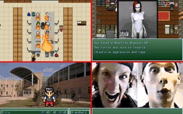 Super Columbine Massacre RPG! - screeny z gry /Informacja prasowa