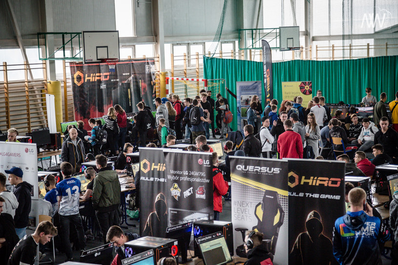 SUPER GAME e-sport - Krzeszowice /Michał Jaworski /materiały prasowe