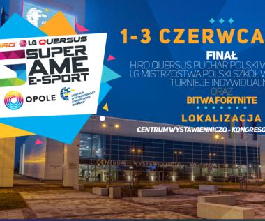 SUPER GAME e-sport: Startuje finałowa edycja turniejów