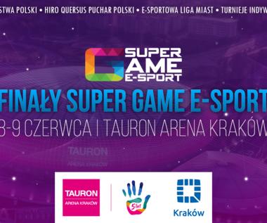 SUPER GAME e-sport wraca do TAURON Areny Kraków