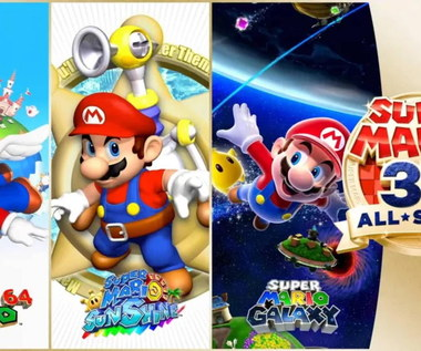 Super Mario 3D All-Stars – recenzja