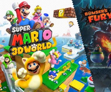 Super Mario 3D World + Bowser's Fury - recenzja gry