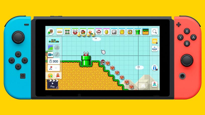 Super Mario Maker 2 /materiały prasowe