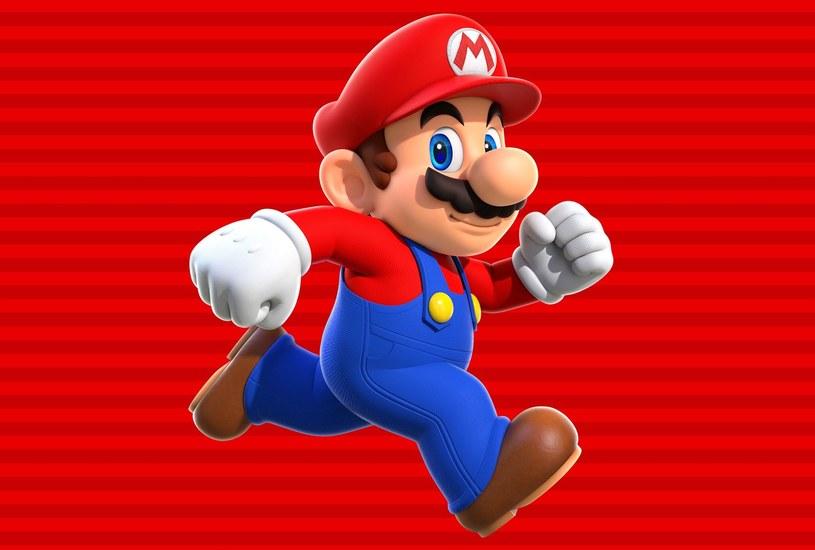Super Mario Run /materiały prasowe
