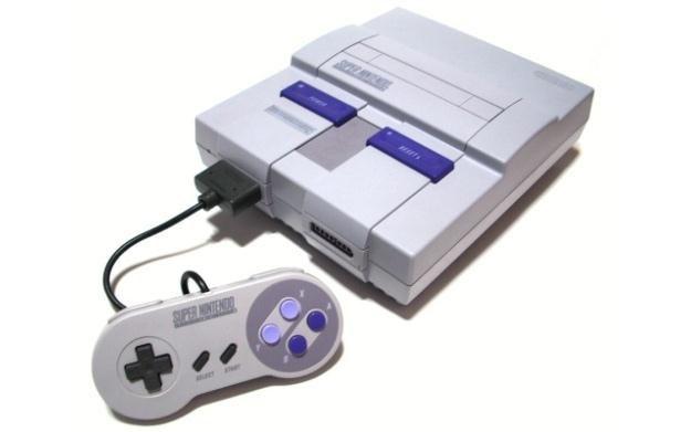 Super Nintendo - zdjęcie konsoli /Informacja prasowa