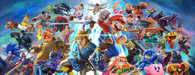 Super Smash Brothers /materiały prasowe