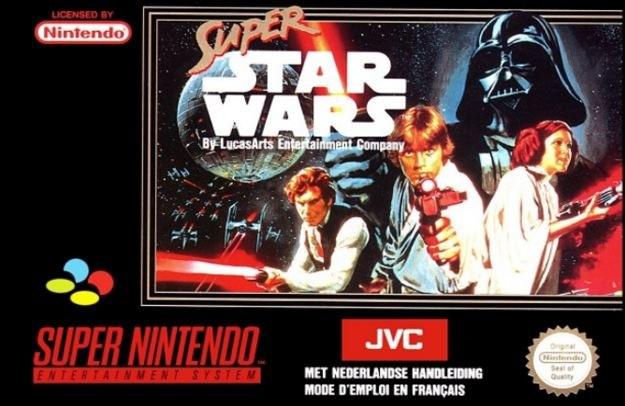 Super Star Wars /CD Action