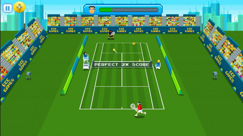 Super Tennis /materiały prasowe