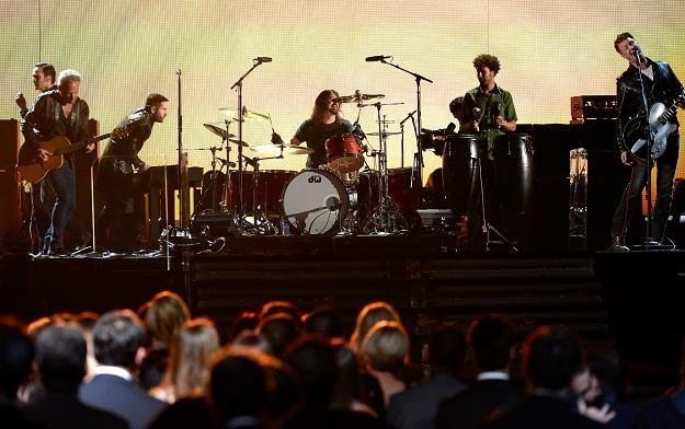 Supergrupa na scenie: Reklamy ważniejsze? fot. Kevork Djansezian /Getty Images/Flash Press Media