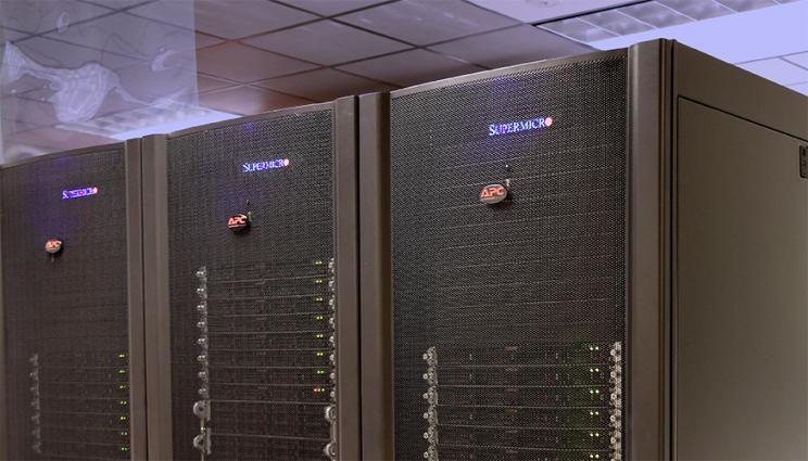 Superkomputer Mamut /materiały prasowe
