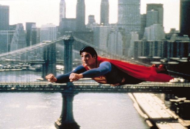 Superman uważany jest za pierwszego superbohatera /  /AKPA