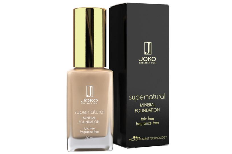 Supernatural mineral foundation JOKO /materiały prasowe
