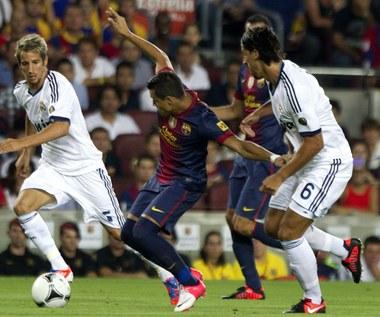 Superpuchar Hiszpanii: FC Barcelona - Real Madryt 3-2