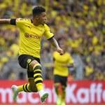 Superpuchar Niemiec. Jadon Sancho i Roman Buerki poza kadrą meczową Borussii Dortmund