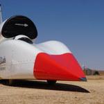 Supersamochód przekroczył 1000 km/h w mniej niż minutę