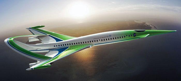 Supersonic Green Machine /materiały prasowe