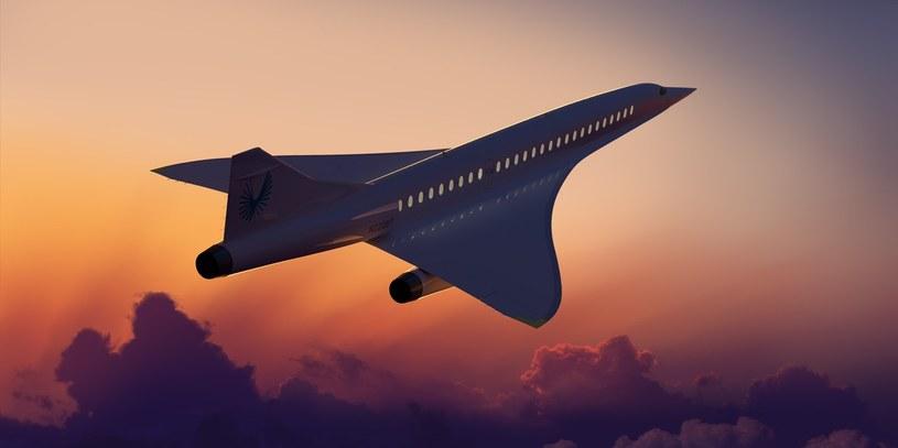 Supersonic XB-1 /materiały prasowe