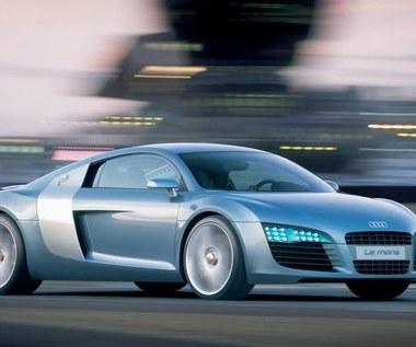 Supersportowe Audi