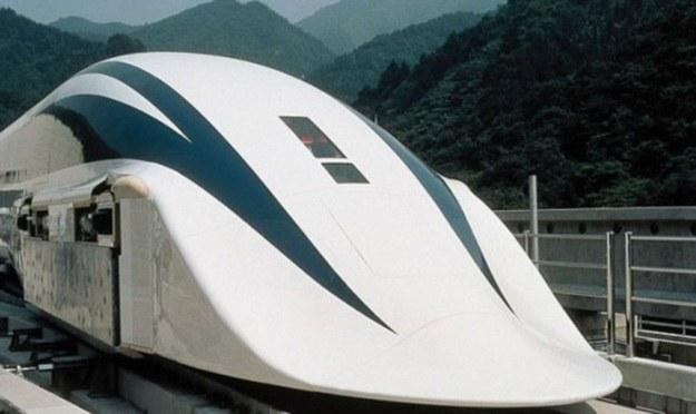Superszybki maglev Series Lo ma ruszyć w trasę w 2027 roku /materiały prasowe