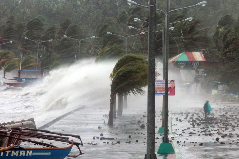Supertajfun Haiyan /AFP