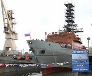 Supertajny rosyjski okręt szpiegowski rozpoczął służbę