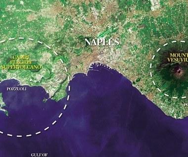 Superwulkan Campi Flegrei koło Neapolu wykazuje oznaki zbliżającej się erupcji