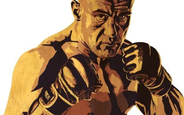 Supremacy MMA - motyw graficzny /Informacja prasowa