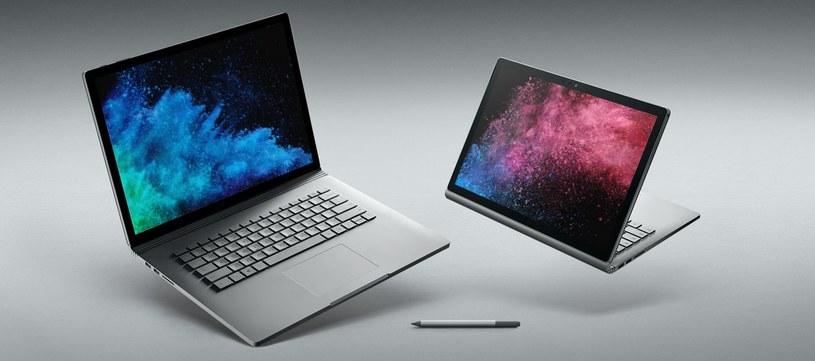 Surface Book 2 /materiały prasowe