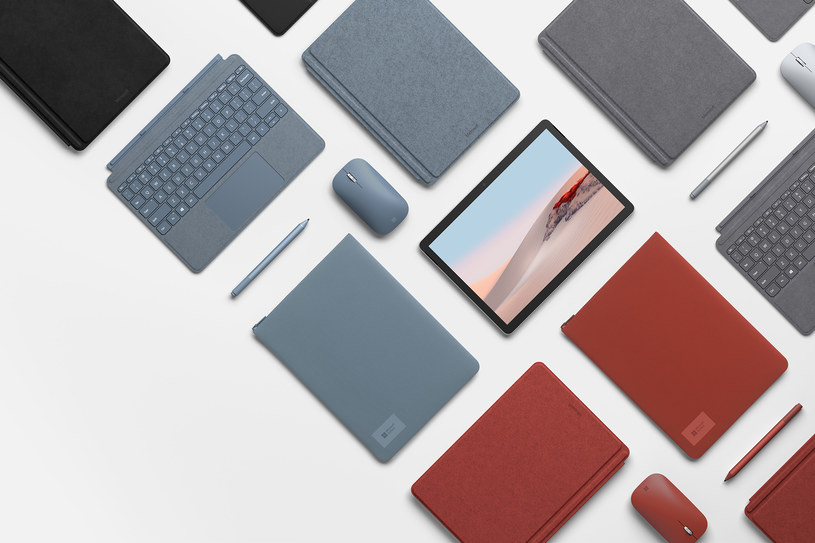 Surface Go 2 i Surface Book 3 /materiały prasowe