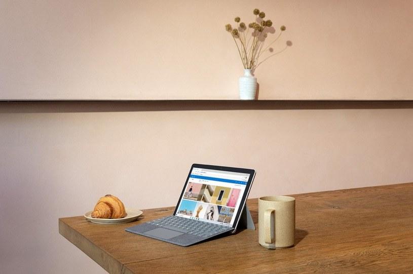 Surface Go 2 to urządzenie do pracy i zabawy /materiały promocyjne