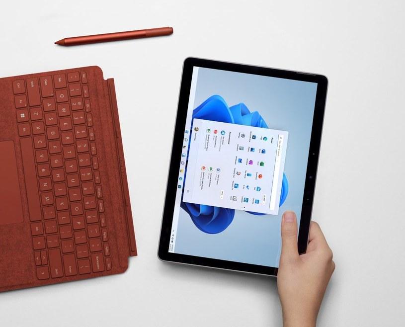 Surface Go 3 /materiały prasowe