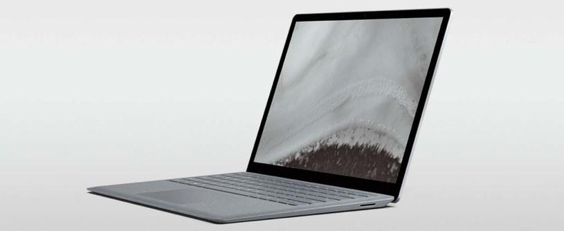 Surface Laptop 2 /materiały prasowe