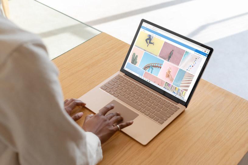 Surface Laptop 3 /materiały prasowe