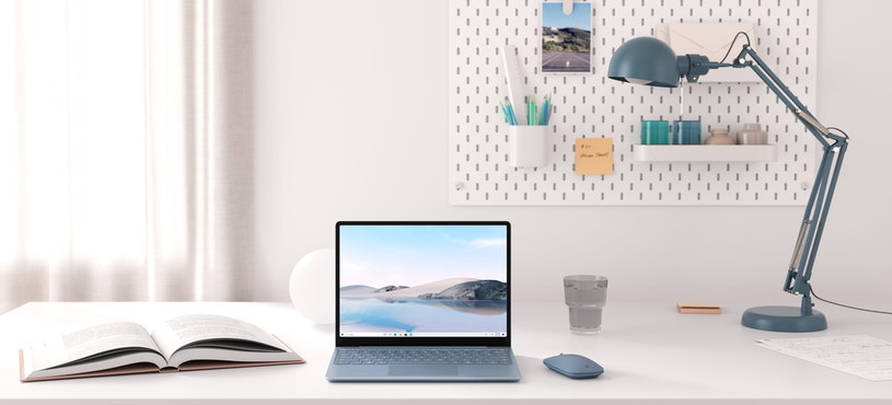 Surface Laptop Go /materiały prasowe