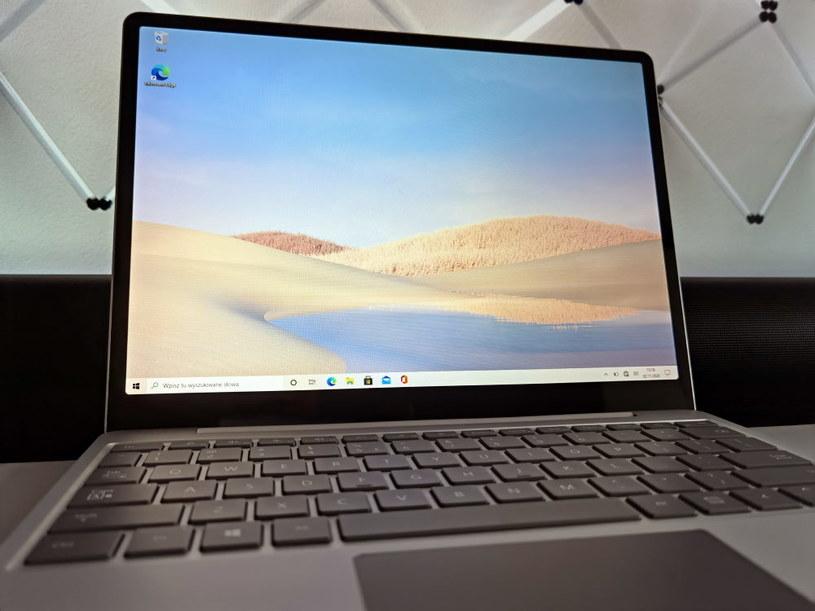 Surface Laptop Go /INTERIA.PL