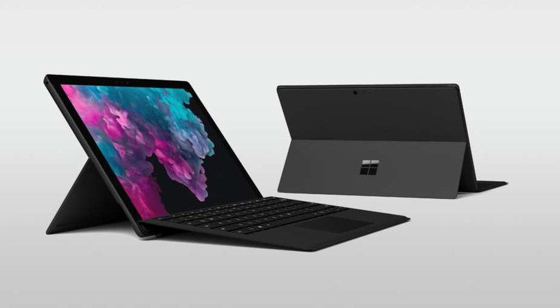 Surface Pro 6 /materiały prasowe