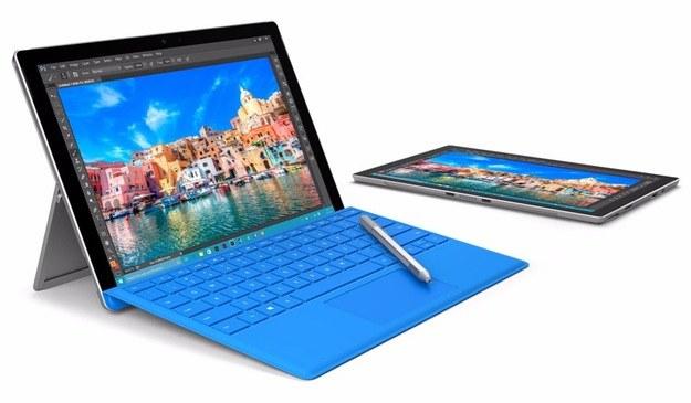 Surface Pro4 /materiały prasowe