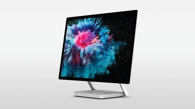 Surface Studio 2 /materiały prasowe