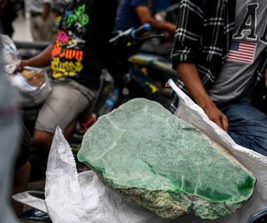 Surowce: Mjanmie na czarnej liście USA
