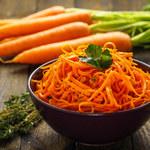 Surówka z marchewki na trzy sposoby
