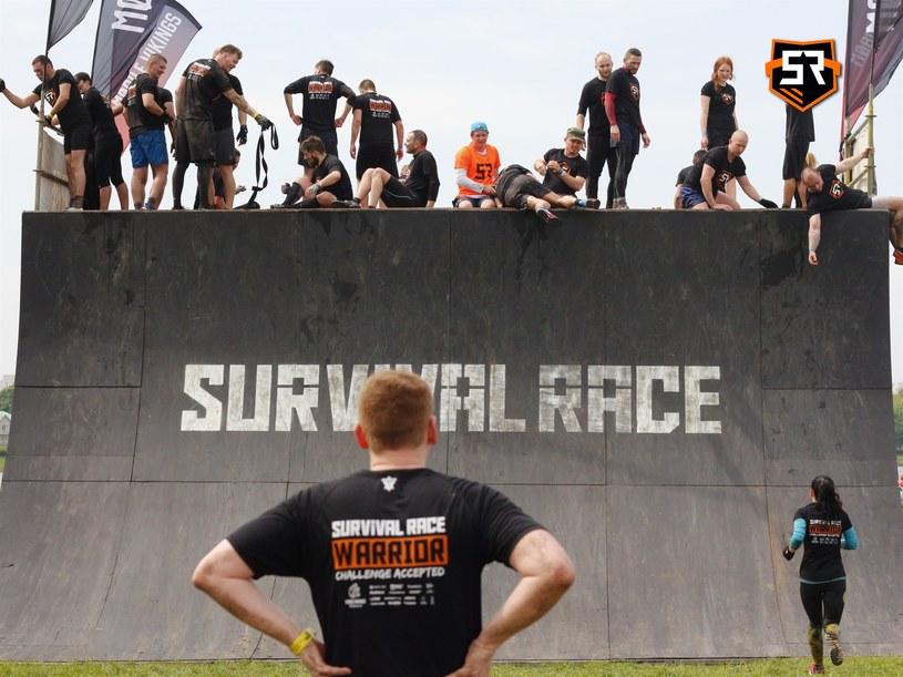 Survival Race /Materiały organizatorów /